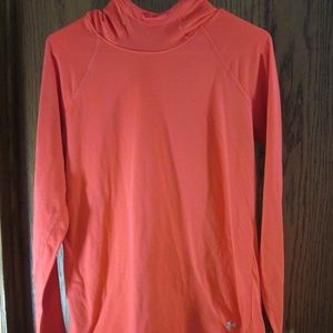 Under Armour Hooded Running Sweater